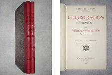 L'ILLUSTRATION NOUVELLE PAR UNE SOCIÉTÉ DE PEINTRES-GRAVEURS A L'EAU-FORTE. 1876