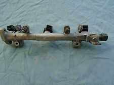 91 92 93 94 95 ACURA LEGEND LEFT FUEL RAIL WITH INJECTORS