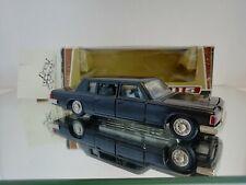 RUSSIAN CAR USSR CCCP NOVOEXPORT  ZIL-115 LIMOUSINE BLACK MINT BOXED 1:43