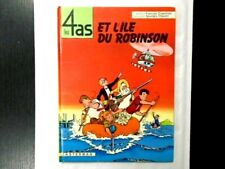 1970 / RARE LES 4 AS ET L'ILE DU ROBINSON / CRAENHALS