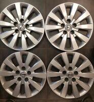"2013-2017 Nissan Sentra # 53091 16"" Hubcaps / Wheel Covers OEM 40315-3NF0B SET/4"