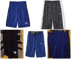 M 5-6 NEW Everlast Boys Sport Shorts size S-4