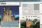 Castle Château de Léran Ariège Midi-Pyrénées Mirepoix France FICHE FRANCE