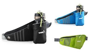 Fanny Pack Bumbag Running Hiking Walking with Water Bottle  and Phone Holder