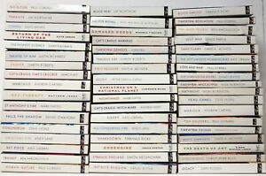 Lot of 52 DOCTOR WHO New Adventures 1990's Paperback Books BBC Virgin Publishing