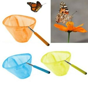 Telescopic Catching Net Bug Extendable Fishing Equipment Swimming Pool Cleaning