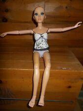 "Hasbro Lorifina Doll  Mannequin Like Poseable 19"" needs wig"