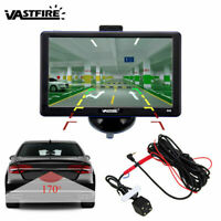 "7"" GPS Navigator System LCD Touch Screen Navigation Bundle +Car Charger for Car"