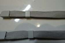 New - 2 x Grey Lanyard Wrist Strap for Camera Mobile Phone