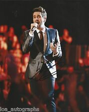 """Will Champlin REAL hand SIGNED 8x10"""" photo The Voice Season 5 EXACT PROOF #2"""