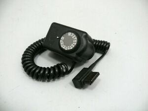Metz C60 flash adapter for Metz 45CT5, 60CT2 for Nikon F3.