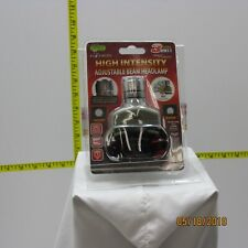The listing is for :I-Zoom Cree Q3 LED High Intensity Adjustable Beam Headlamp