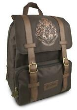 Harry Potter Bag Rucksack Antique Brown Hogwarts Backpack Gift