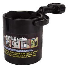 Liquid Caddy Bicycle Drink Holder-Black