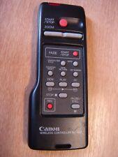 Canon WL-200 Camcorder Remote Control for the Canon E300