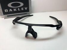 Oakley Radar EV Pitch 9208-44 Polished Black Sunglasses Frames W/Chrome Icon