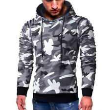 Camouflage 'Knight' Hoodie Men's
