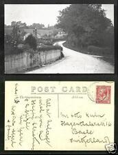 Tidebrook rppc Wadhurst Sussex England stamp 1914