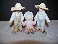 "HOMCO 1990 CIRCLE OF FRIENDS BY MASTERPIECE ""LOVE LIFTED ME"" FIGURINE"