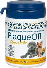 More details for proden plaque off for cats and dogs - 60g, natural, gum health cat dog hygiene