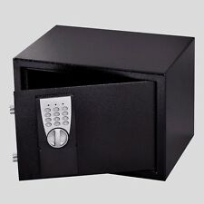 Safes And Lock Boxes Fireproof Safe Deposit Box Digital Strong Wall Fire Securit