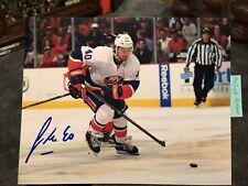 Michael Grabner Hand SIGNED 8X10 PHOTO AUTOGRAPH New York Islanders
