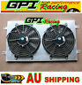 For Holden HQ HJ HX HZ 253 & 308 V8 Holden engine Fan shroud & Thermo Fans