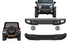 Metallo Kit Carrozzeria Paraurti Per  Jeep Wrangler Rubicon JK 07-17 Hard Rock S