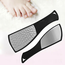 Professional Foot File Dual Sided Hard Dead Skin Callus Remover Pedicure QQQ