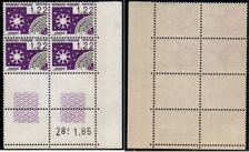 Timbres Préoblitérés coin daté N° 186 neuf sans trace de charnière 28.1.85
