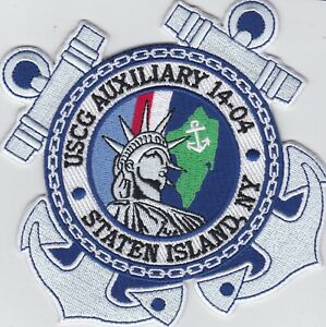 NYPD US Coast Guard Auxiliary 14-04  Staten Island Patch