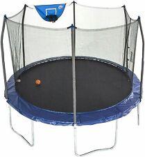 Skywalker Trampolines 12-Foot Jump N' Dunk Trampoline Enclosure Net, Ships Free
