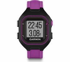 GARMIN Forerunner 25 GPS Running Watch Small Purple Black