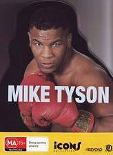 Mike Tyson - Icons Collection (DVD, 2015, 8-Disc Set) Region 4