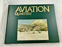 Aviation Quarterly Volume 6 Number 4 Hardcover Limited Numbered Edition