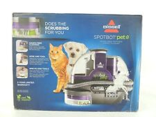 BISSELL 2114 Spotbot Pet Portable Upholstery and Carpet Cleaner