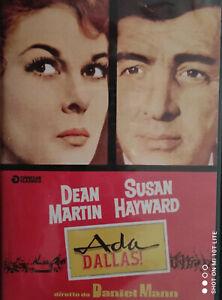 ADA DALLAS  Daniel Mann,Susan Hayward, 1961 Golem Video 2014