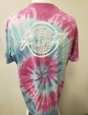 "New Southern Shirt Short Sleeve ""Tie Dye Logo"" T-Shirt, Mult Colors, Large"