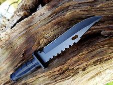 Candar Couteau Couteau de chasse BOWIE KNIFE Hunting Cuchillo coltello Busch Couteau Neuf
