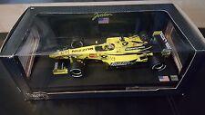 Heinz-Harald Frentzen Hotwheels Jordan EJ10-US Grand Prix-1:18 Die Cast Model.