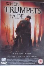 WHEN TRUMPETS FADE - DVD - Ron Eldard/Frank Whaley