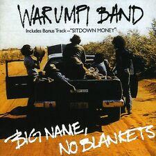 Warumpi Band - Big Name No Blankets [New CD]