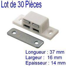 Loqueteau magnétique placard loquet 2 pack 6kg//4kg traction poids free p/&p