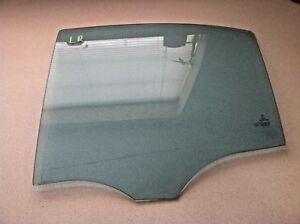 2001-2007 MERCEDES-BENZ W203 C230 C320 C-CLASS ~ LEFT REAR WINDOW GLASS