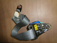 Chevrolet/Daewoo Nubira Bj.ab 03 96406997 Seat Belt Rear Left