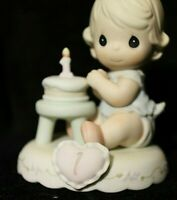 "Precious Moments Collectible  ""Growing in Grace Age 1"