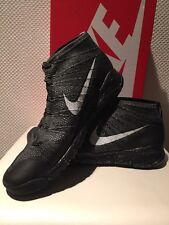 Nike Flyknit Trainer Chukka Fsb Herren Lauf Fitness Schuhe Black Gr.45 UK 10 Neu