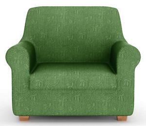 PETTI Artigiani Italiani Sofa-Überwürfe Grün 1 Sitzer (85 bis 110 cm) Überzug