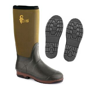 MENS WOMENS NEOPRENE WELLINGTON MUCK BOOTS HUNTING  VOYAGER FOREST WATERPROOF
