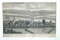 Kupferstich Offenhausen Landpfleg Amt von Christoph Melchior Roth um 1760